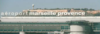 Marseille Provence airport at Marignane