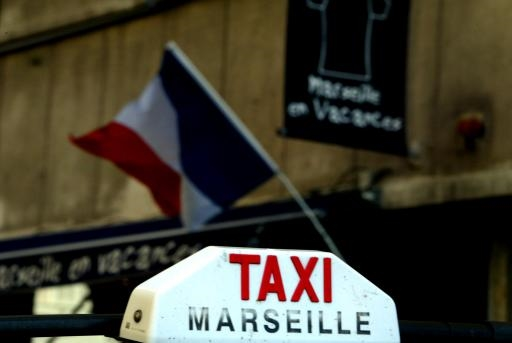 Illustration taxi de Marseille -  Taxi Marseille 13